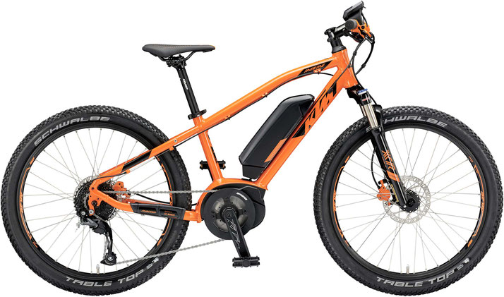 KTM Macina Mini Me Kinder e-Bike 2019