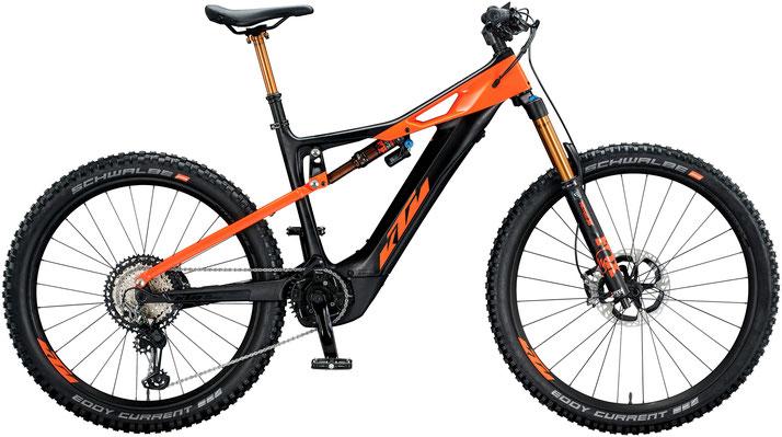 KTM Macina Kapoho Prestige e-Mountainbike 2020