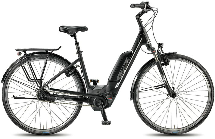 KTM MACINA Eight SI-P5I City e-Bike 2018