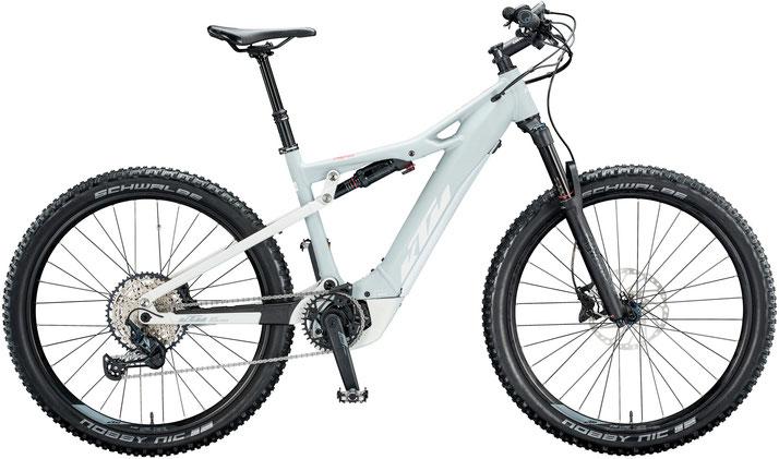 KTM Macina Lycan e-Mountainbikes 2020