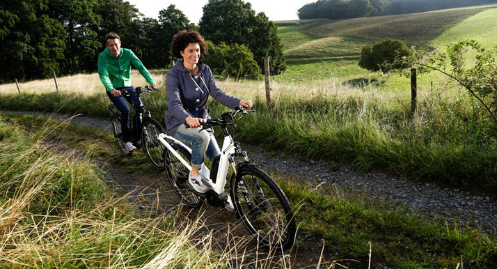 e-Bike Komfort