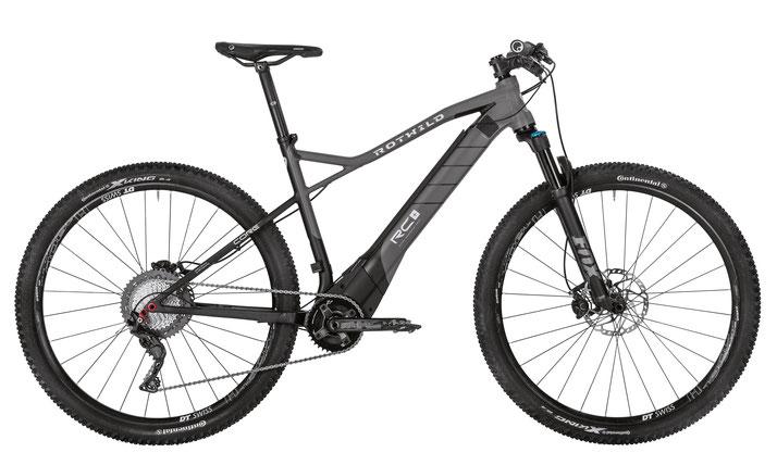 Rotwild R.C+ Transalp e-Mountainbike 2019