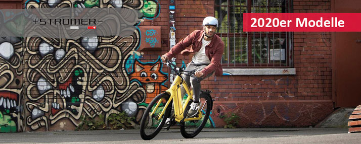 Stromer e-Bikes 2020 Lifestyle e-Bike, City e-Bike