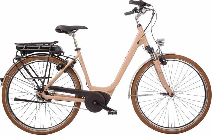 Hercules Urbanico e-Bikes 2019