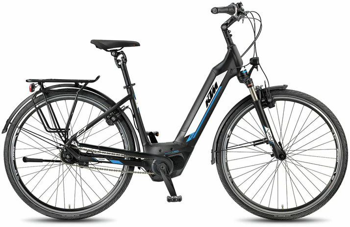 KTM MACINA Eight PLUS PT-P5I City e-Bike 2018