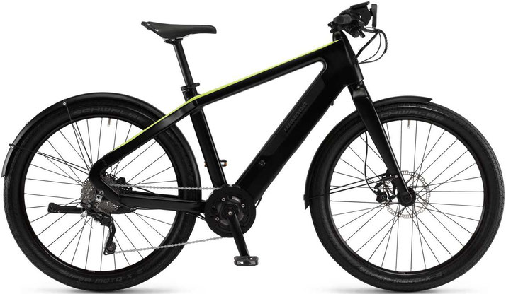 Winora Lifestyle e-Bike Radar Urban - 2017