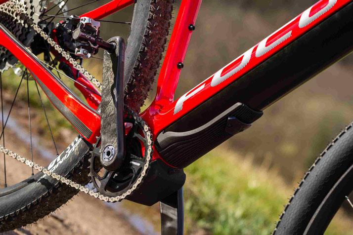 Der Fazua Evation Antrieb lässt die Grenzen zwischen e-Bike und Velo verschwimmen