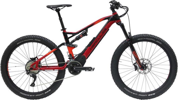 Hercules Nos FS Comp I - 2019 e-Mountainbike