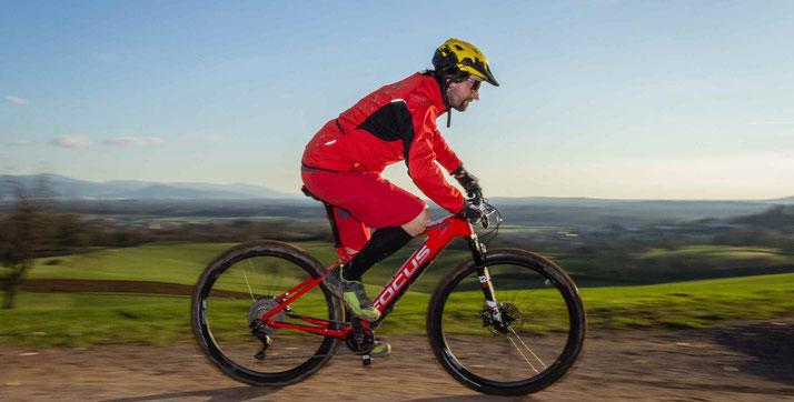 Der Fazua Evation e-Bike Antrieb eignet sich besonders für sportliche Fahrer