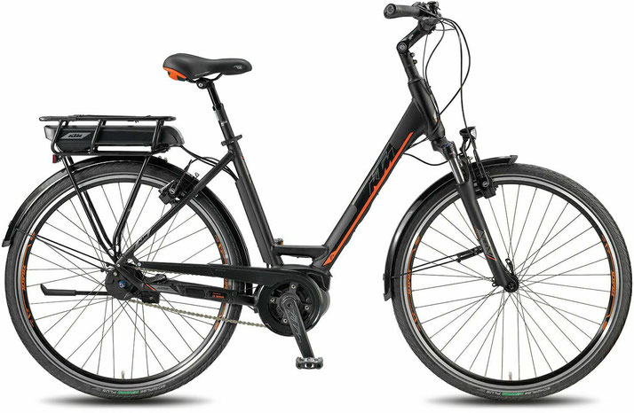 KTM MACINA Classic 8-DI2 RT CL-A+5I City e-Bike 2018