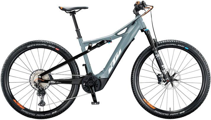 KTM Macina Chacana 291 e-Mountainbike 2020
