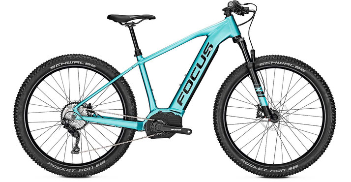 Focus Jarifa² 6.8 Plus e-Mountainbike 2019