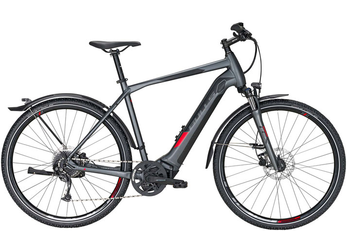 Bulls Cross Mover e-Bikes 2019
