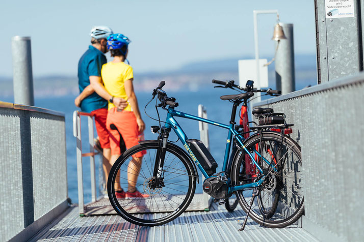 Das passende Trekking e-Bike mit Hilfe einer Probefahrt finden