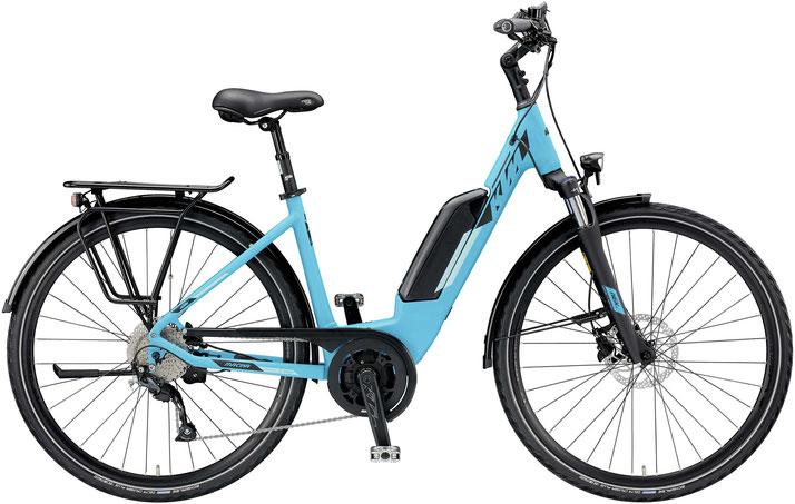KTM Macina Joy 9 A+5 Trekking e-Bike / Urban e-Bike 2019