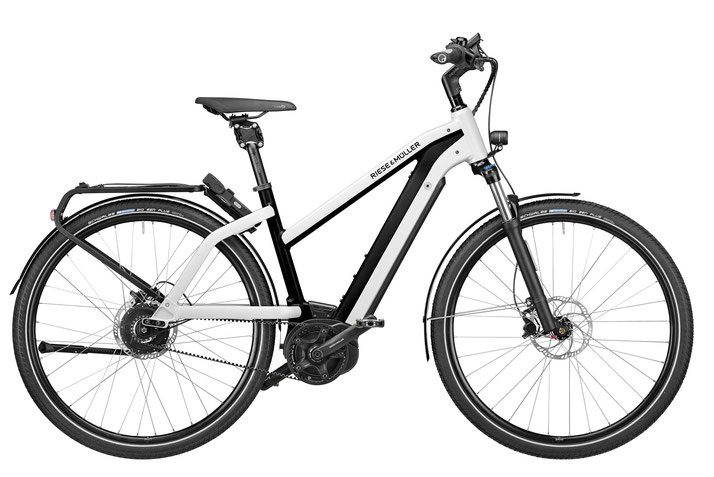 Riese & Müller Charger Mixte silent 2020
