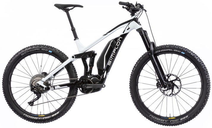 Simplon Steamer Alu XT e-Mountainbike 2019