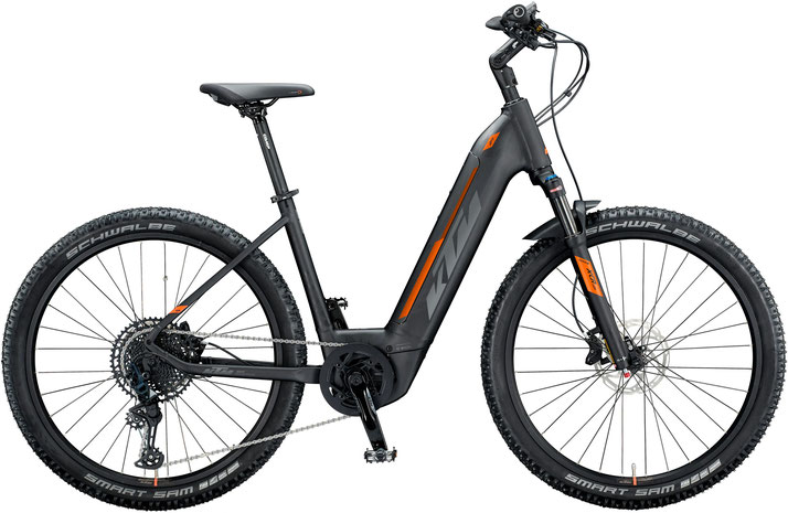 KTM Macina Scout 717 Cross e-Bike 2020