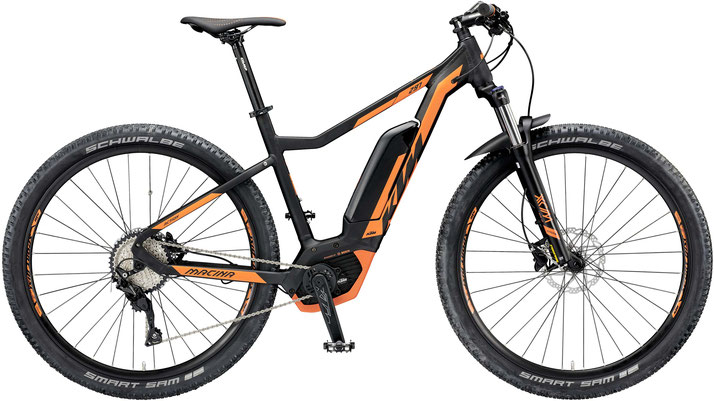 KTM Macina Action e-Mountainbikes 2019