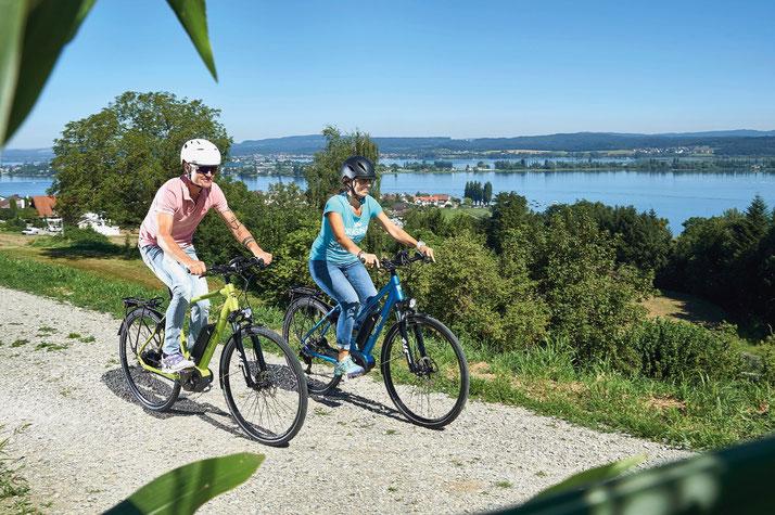 Tour de Suisse Traveler Trekking e-Bikes 2017