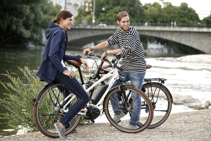 e-Bike Leasing in der e-motion e-Bike Welt Olten