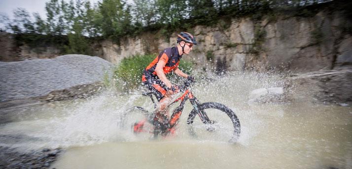 KTM Macina Egnition e-Mountainbikes 2017