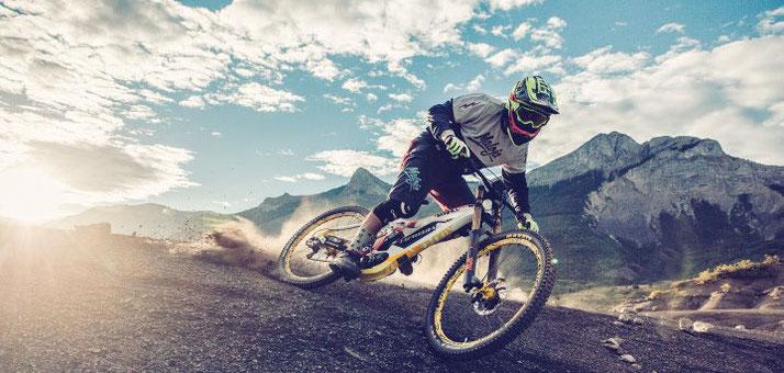 e-Mountainbikes in der e-Bike Welt Dietikon