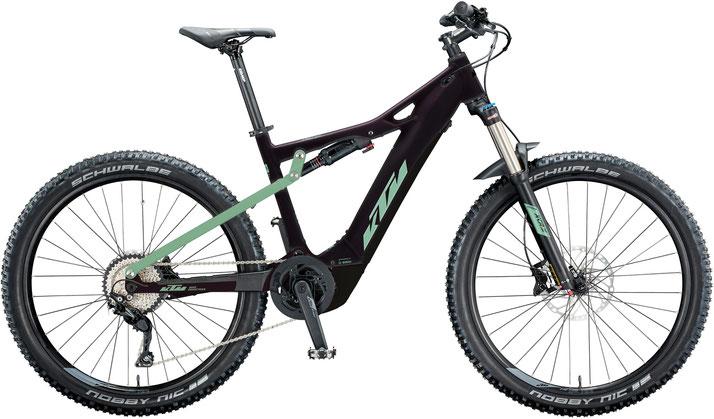 KTM Macina Lycan 272 Glory e-Mountainbikes 2020