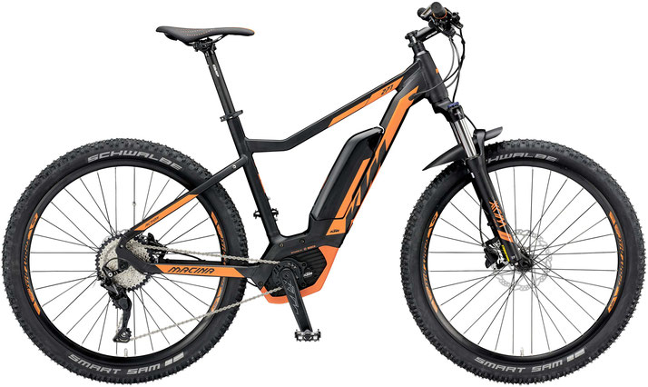 KTM Macina Action 271 e-Mountainbike 2019