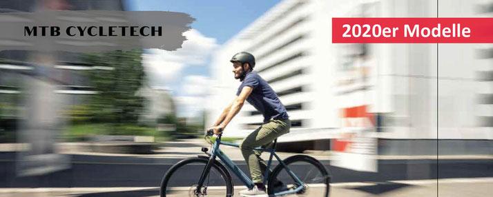 MTB Cycletech e-Bikes 2019