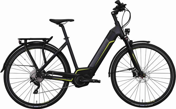 Hercules e-Bikes Futura Comp 2019 City/Trekking e-Bikes