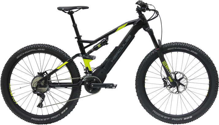 Hercules Nos FS Pro I - 2019  e-Mountainbike