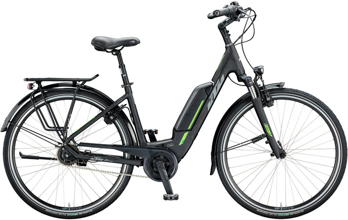 KTM Macina Central 5 RT City e-Bike 2020