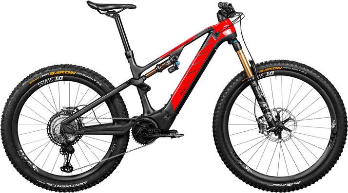 Rotwild R.X750 e-Bikes 2020