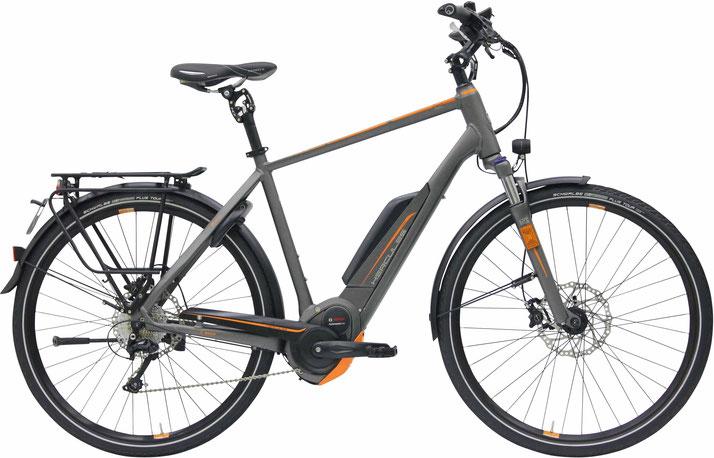 Hercules e-Bikes Futura 45 - 2019