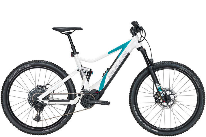 Bulls E-Stream EvA e-Mountainbikes 2020