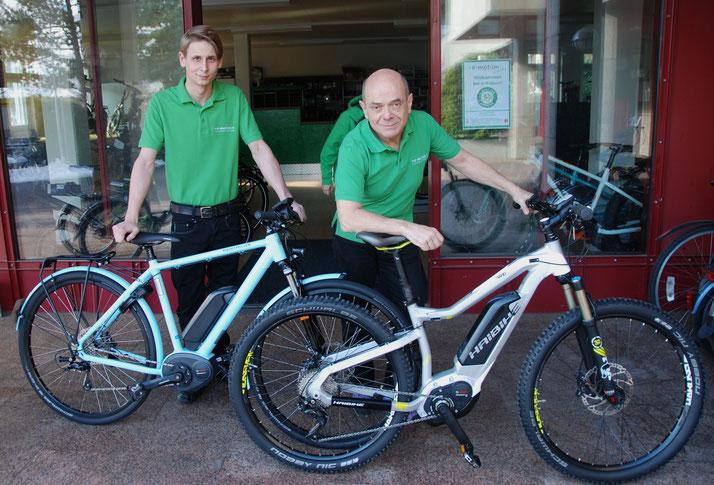 e-Bike- und Velowerkstatt in Hombrechtikon