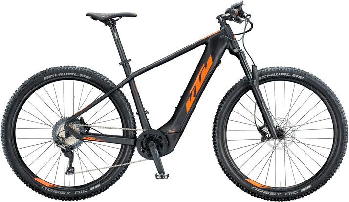 KTM Macina Team 292 e-Mountainbikes 2020