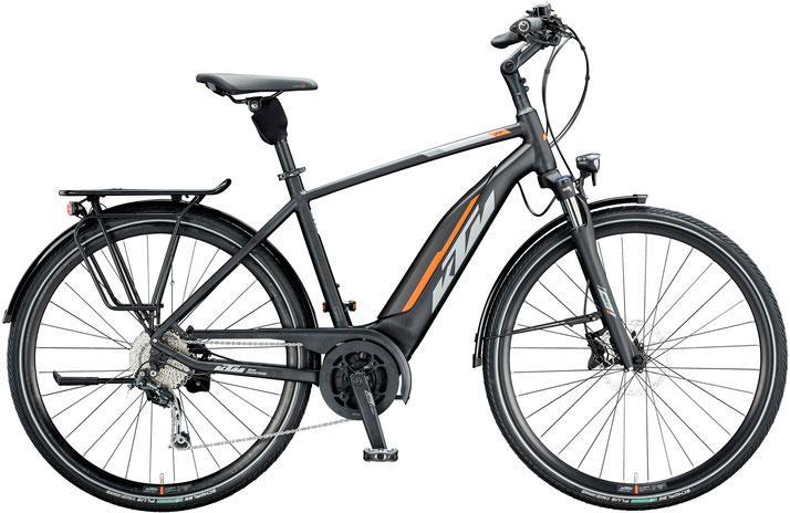 KTM Macina Fun Trekking e-Bikes 2020