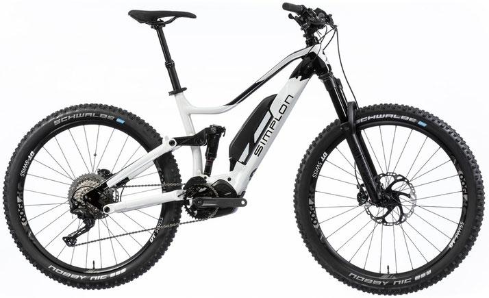Simplon Steamer Compact XT e-Mountainbike 2019