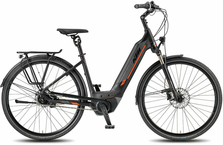 KTM MACINA Eight DISC PT-P5I City e-Bike 2018