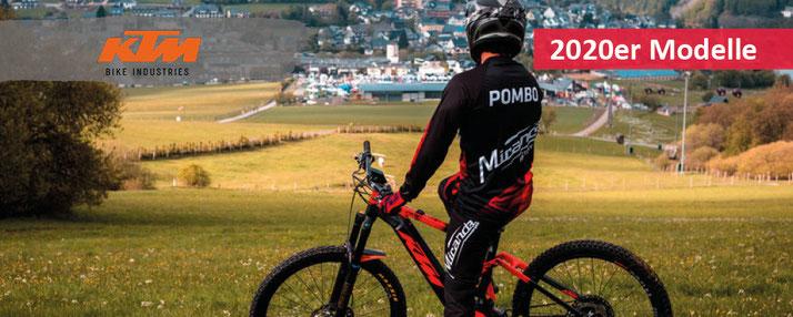 KTM e-Mountainbikes, Trekking e-Bikes, City eBikes, Kompakt e-Bikes 2020