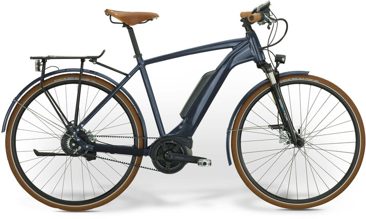 IBEX Avantgarde 45 SLX Trekking e-Bike - 2019