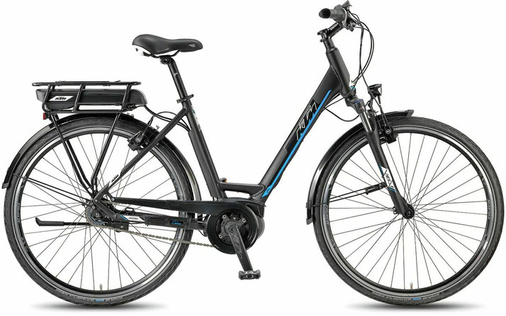 KTM MACINA Classic 8 CL-A+5I City e-Bike 2018