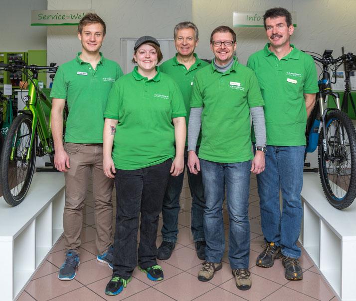 Ihr e-Bike und Elektrovelo Experte in Lenzburg