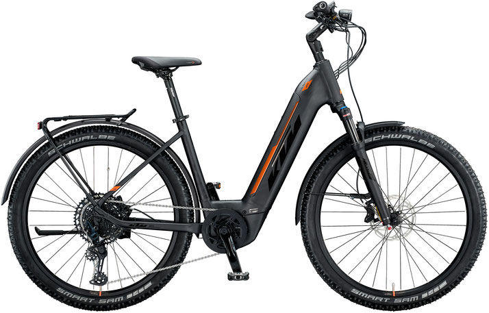 KTM Macina Scout Cross e-Bikes 2020