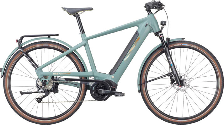 IBEX Avantgarde Neo SLX Trekking e-Bike - 2019