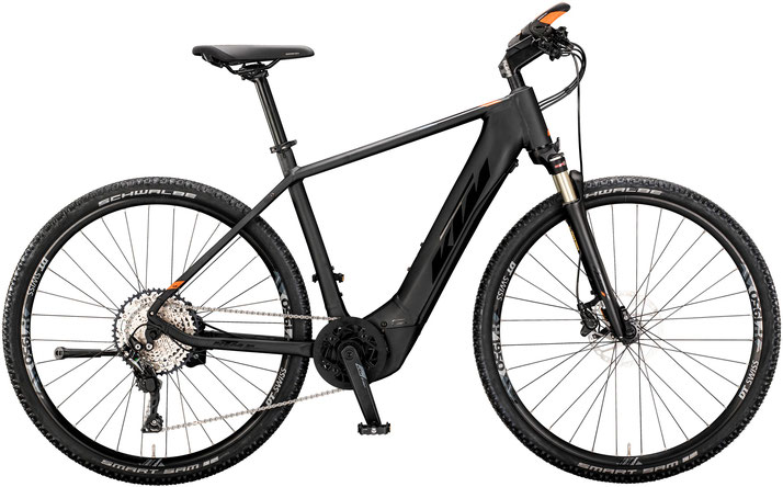 KTM Macina Cross e-Mountainbikes 2020