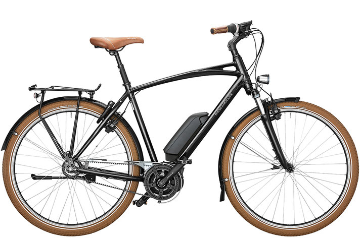 Riese & Müller Cruiser Urban 2019 - black