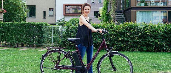 Kalkhoff Jubilee City e-Bikes 2018
